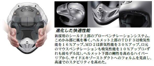 【Arai】TOURCROSS3 EXPLORE 安全帽  - 「Webike-摩托百貨」