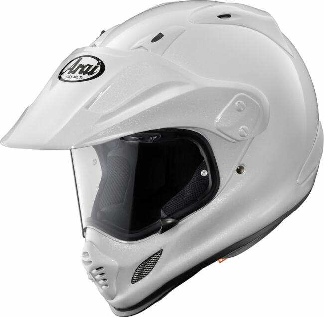 【Arai】TOUR CROSS 3 亮白色 越野安全帽 - 「Webike-摩托百貨」
