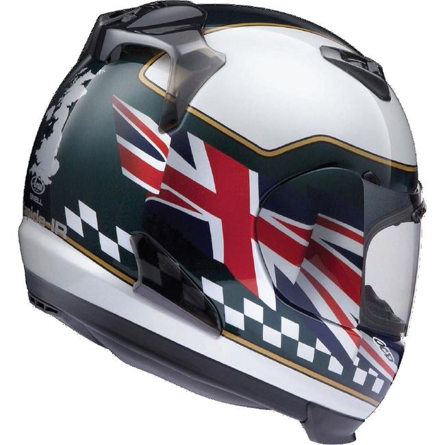 【Arai】RAPIDE-IR FLAG UK 安全帽 - 「Webike-摩托百貨」