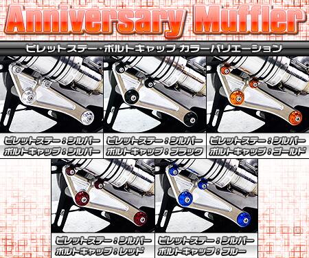 【WirusWin】Anniversary全段排氣管 Spotrs型 附觸媒 - 「Webike-摩托百貨」