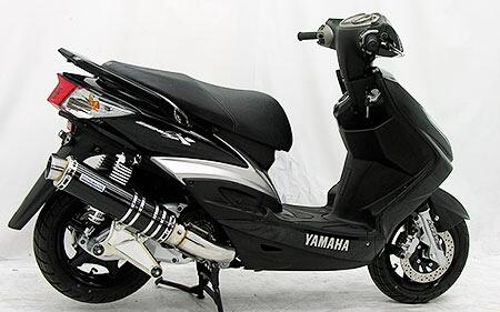 【WirusWin】Ultimate全段排氣管 黑色碳纖維款式 火箭筒型 - 「Webike-摩托百貨」