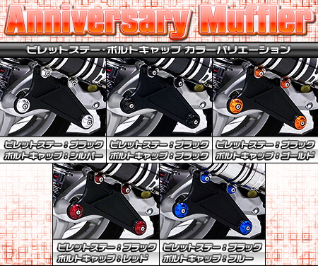 【WirusWin】Anniversary全段排氣管 Spotrs型 - 「Webike-摩托百貨」