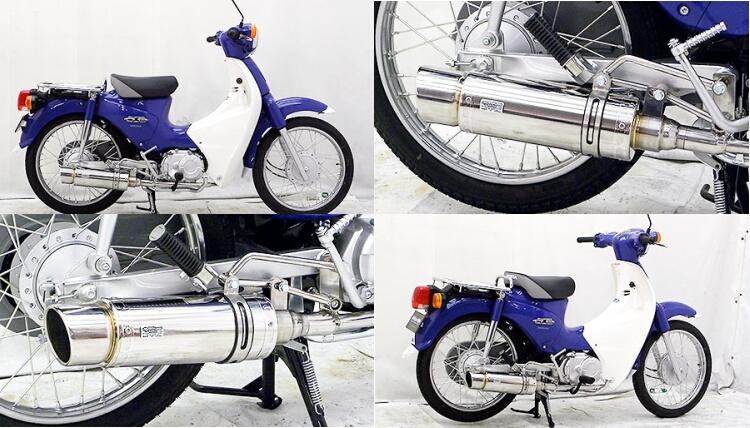 【WirusWin】Royal全段排氣管 Popper型 附觸媒 (排氣淨化觸媒) - 「Webike-摩托百貨」