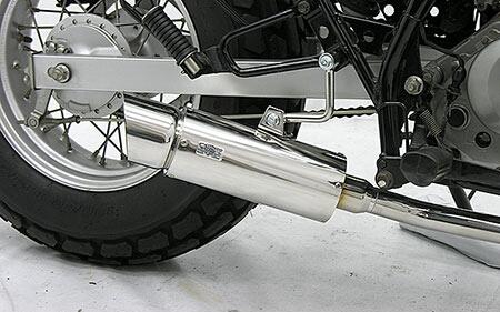 【WirusWin】Drag Bison全段排氣管 Popper型 - 「Webike-摩托百貨」