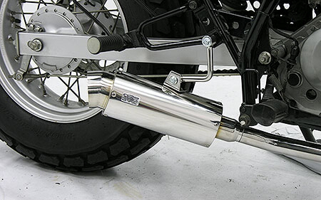 【WirusWin】Drag Bison全段排氣管 Spotrs型 - 「Webike-摩托百貨」