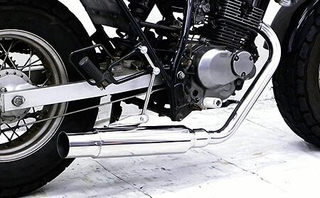【WirusWin】GlandSharp全段排氣管 - 「Webike-摩托百貨」