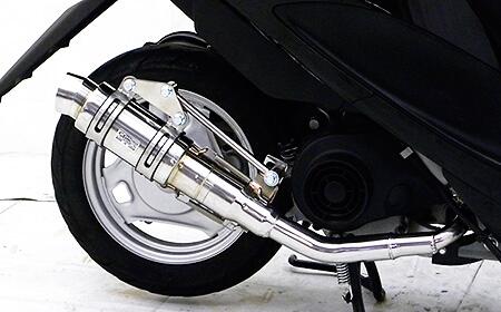 【WirusWin】高性能全段排氣管 - 「Webike-摩托百貨」