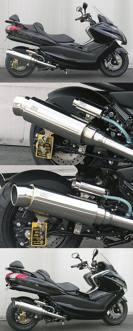 【WirusWin】Step全段排氣管 附觸媒 (排氣淨化觸媒) - 「Webike-摩托百貨」