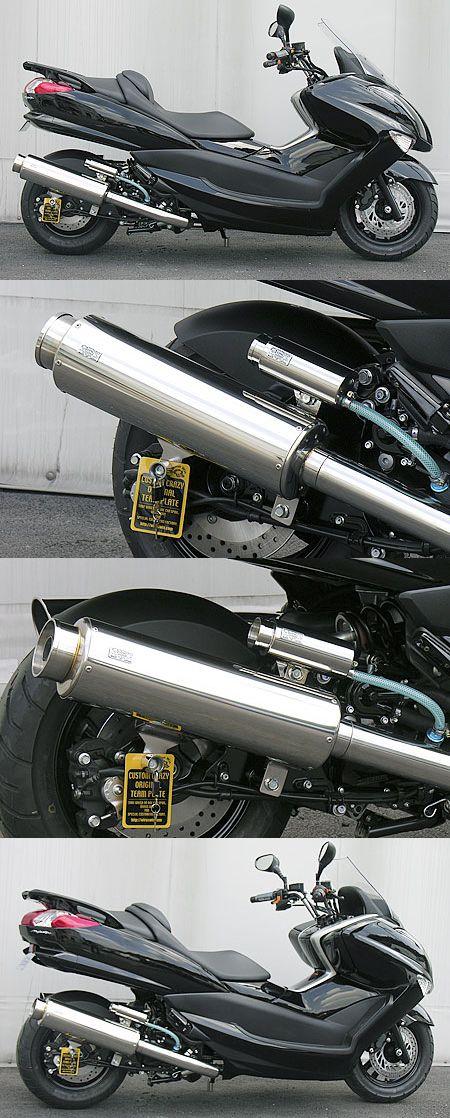 【WirusWin】Big Bazooka全段排氣管 附觸媒 (排氣淨化觸媒) - 「Webike-摩托百貨」
