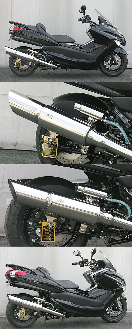 【WirusWin】Big Cannon全段排氣管 附觸媒 (排氣淨化觸媒) - 「Webike-摩托百貨」