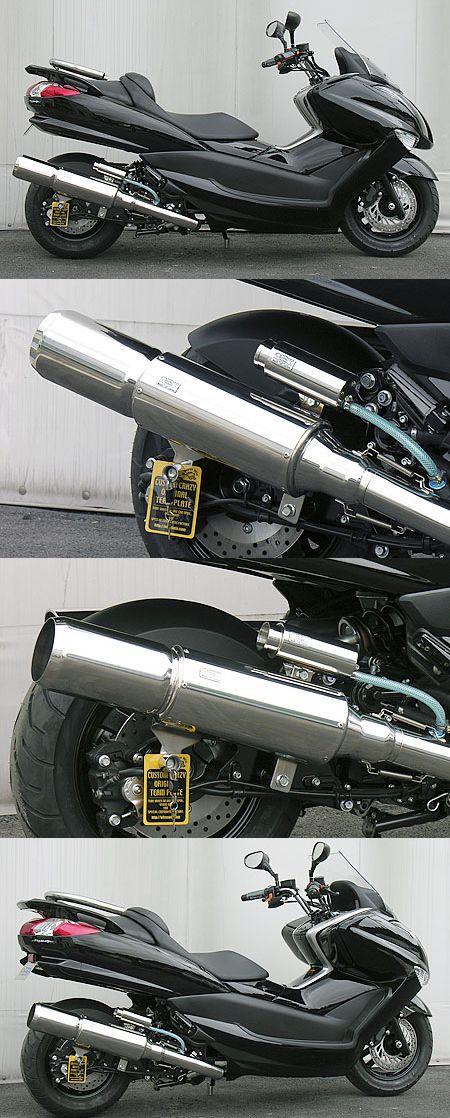 【WirusWin】Big Bomber全段排氣管 - 「Webike-摩托百貨」