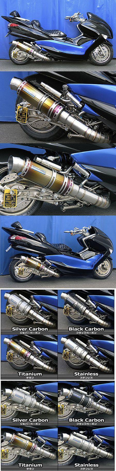 【WirusWin】Premium全段排氣管 鈦合金款式 重低音版 - 「Webike-摩托百貨」