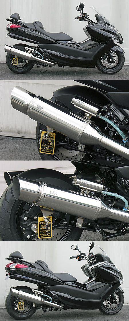 【WirusWin】Exceed全段排氣管 重低音版 - 「Webike-摩托百貨」