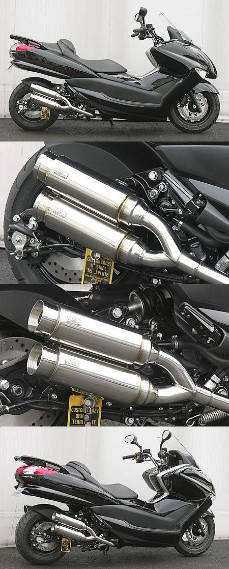 【WirusWin】Atomic Twin全段排氣管 火箭筒型 附觸媒 (排氣淨化觸媒) - 「Webike-摩托百貨」