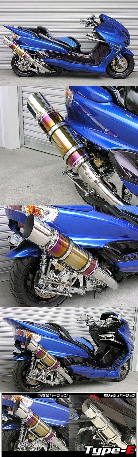 【WirusWin】Beast全段排氣管 TYPEE 拋光重低音版 - 「Webike-摩托百貨」