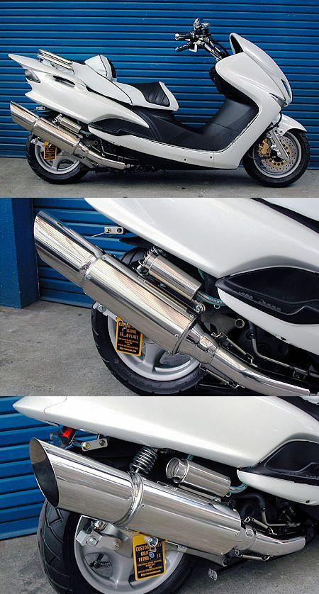 【WirusWin】Big Cannon全段排氣管 - 「Webike-摩托百貨」