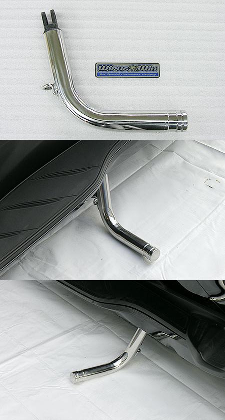 【WirusWin】短側駐 Elegant型 - 「Webike-摩托百貨」