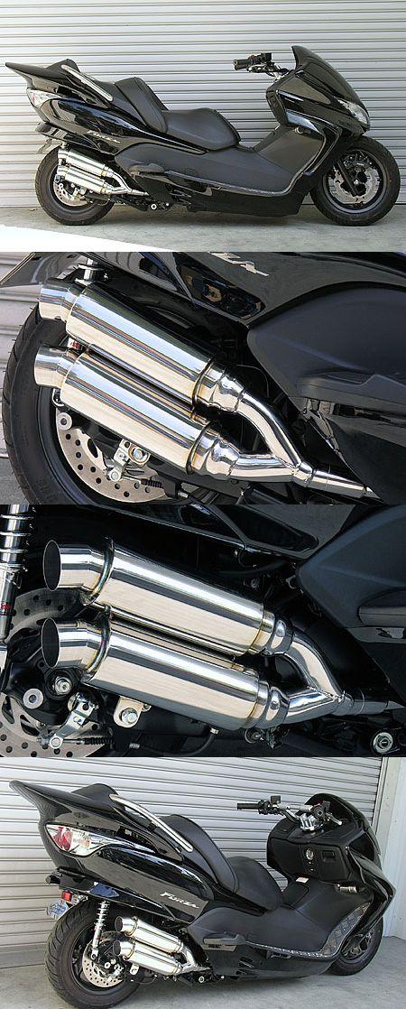 【WirusWin】Atomic Twin全段排氣管 Spotrs型 附觸媒 (排氣淨化觸媒) - 「Webike-摩托百貨」