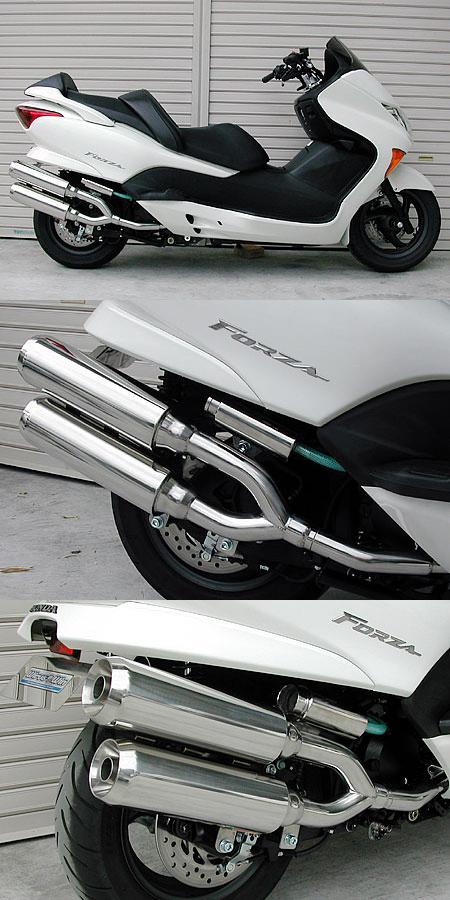 【WirusWin】雙出全段排氣管 Jet型 附觸媒 (排氣淨化觸媒) - 「Webike-摩托百貨」