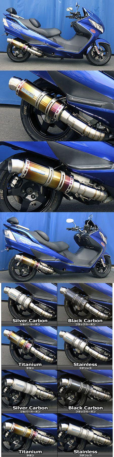 【WirusWin】Premium全段排氣管 鈦合金款式 附觸媒 (排氣淨化觸媒) - 「Webike-摩托百貨」
