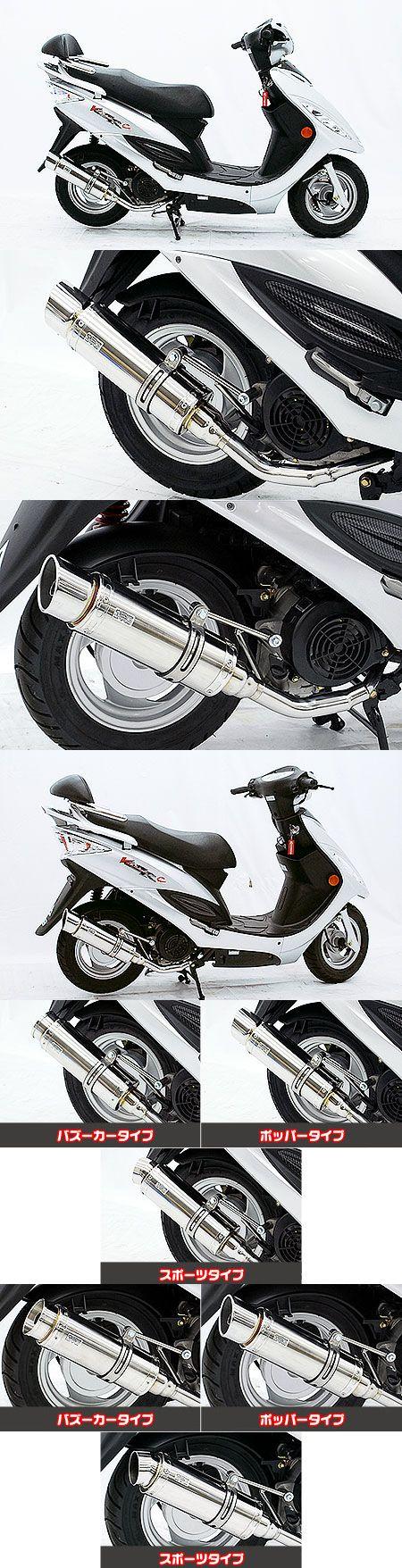 【WirusWin】Tiger auto聯名款 Royal全段排氣管 Popper型 - 「Webike-摩托百貨」