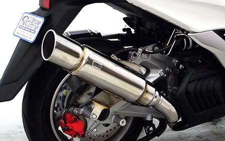 【WirusWin】First 全段排氣管 - 「Webike-摩托百貨」