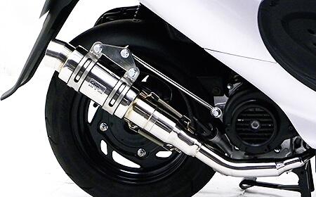 【WirusWin】高性能全段排氣管 附觸媒 - 「Webike-摩托百貨」
