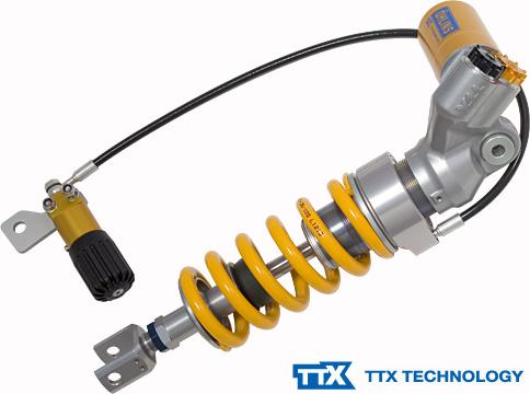 【OHLINS】TTX36 Mark II 後避震器 - 「Webike-摩托百貨」