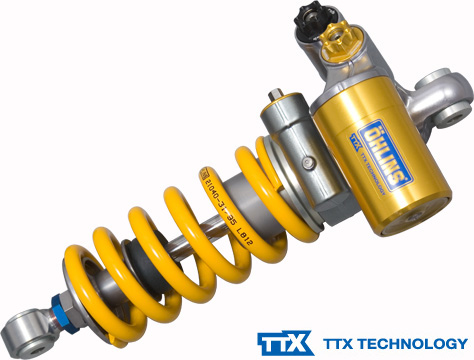 【OHLINS】後避震器 TTX36 Mark II - 「Webike-摩托百貨」