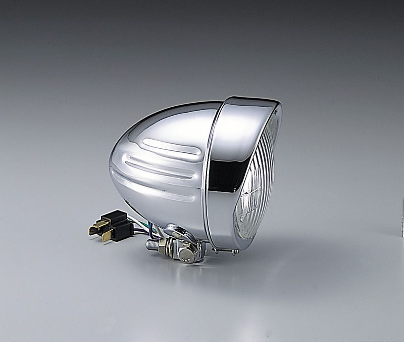 【HURRICANE】4.5英吋細長型 頭燈 - 「Webike-摩托百貨」