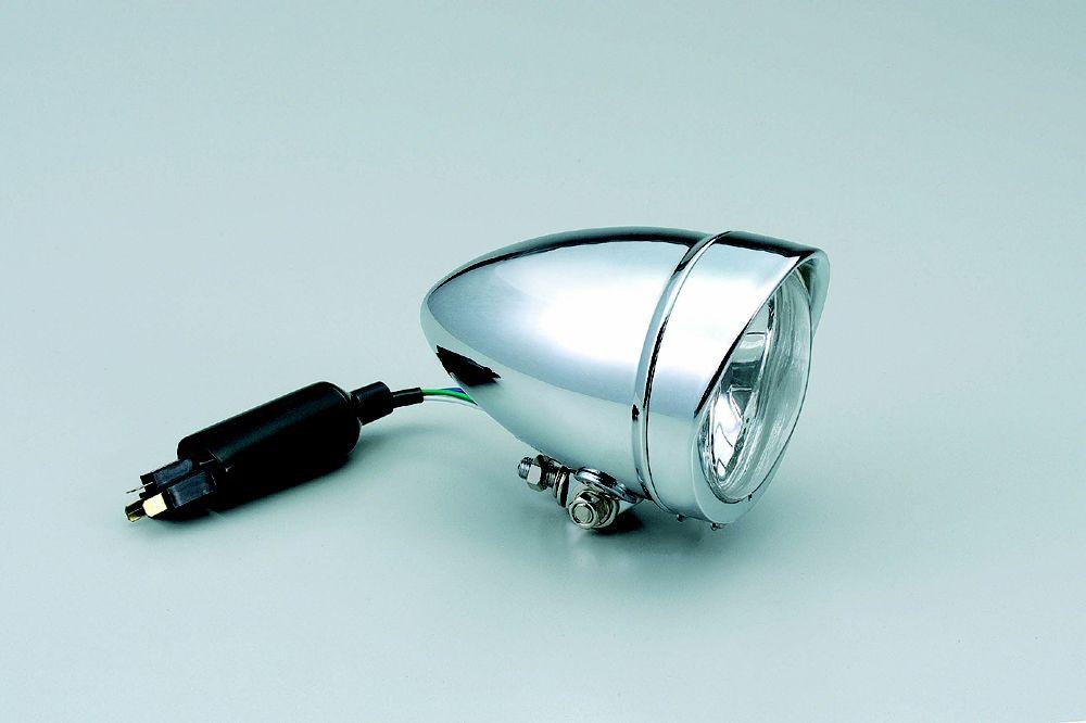 【HURRICANE】4.5多功能 Slim 頭燈 - 「Webike-摩托百貨」