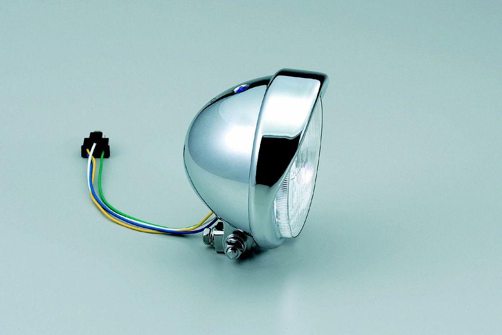 【HURRICANE】5.5燈眉型式頭燈 - 「Webike-摩托百貨」
