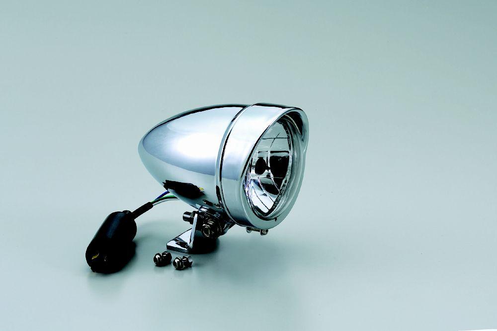 【HURRICANE】4.5Slim 多功能 頭燈 套件 - 「Webike-摩托百貨」