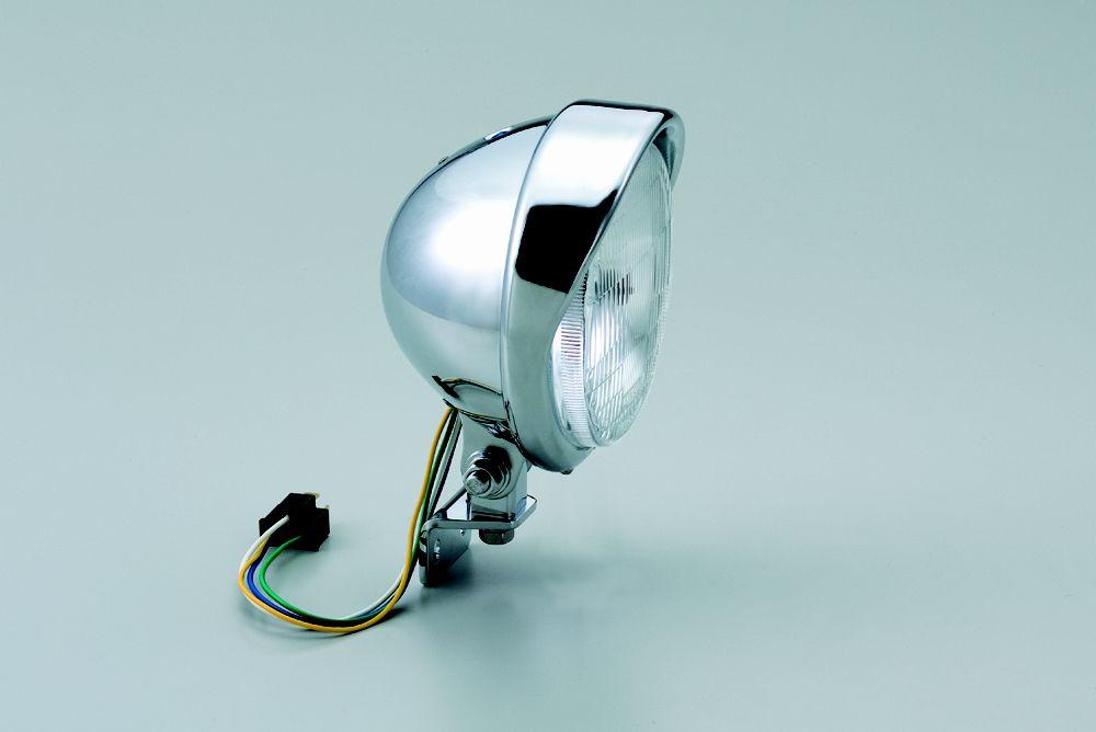 【HURRICANE】5.5燈眉型式頭燈組 - 「Webike-摩托百貨」