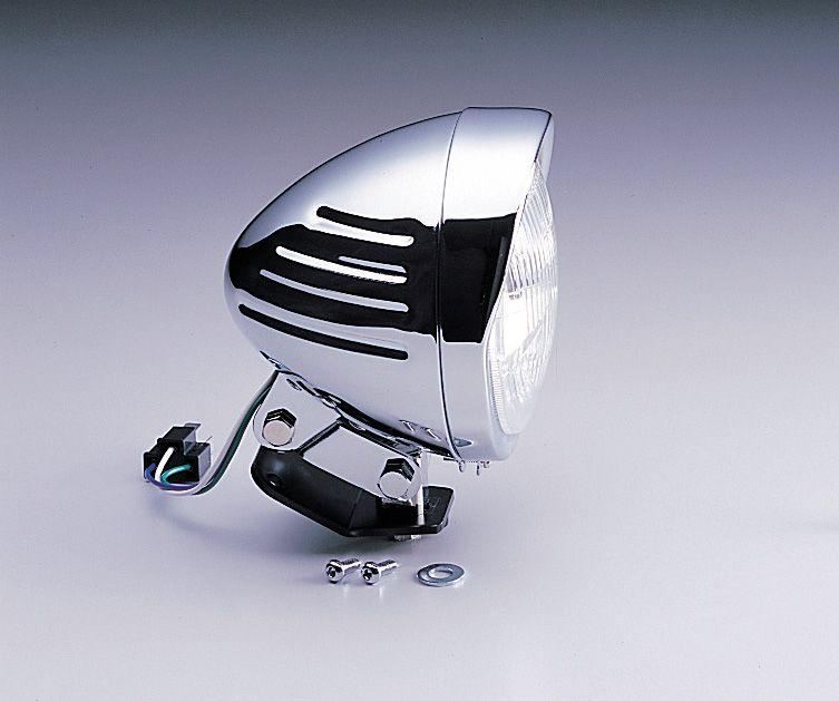 【HURRICANE】5.5High Power 頭燈套件 細長型 - 「Webike-摩托百貨」