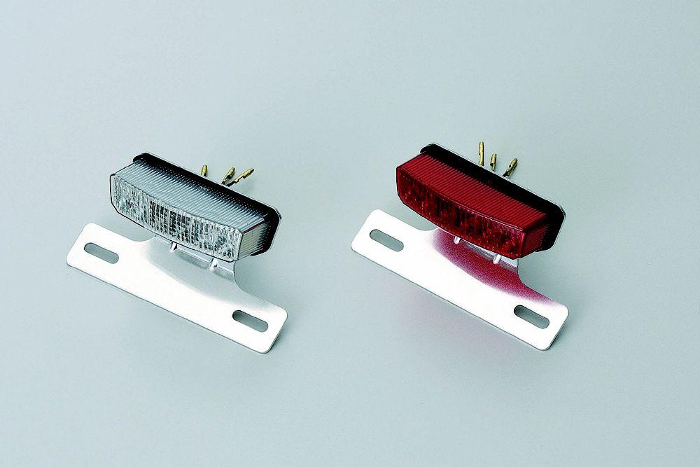 【HURRICANE】LED矩形尾燈 - 「Webike-摩托百貨」