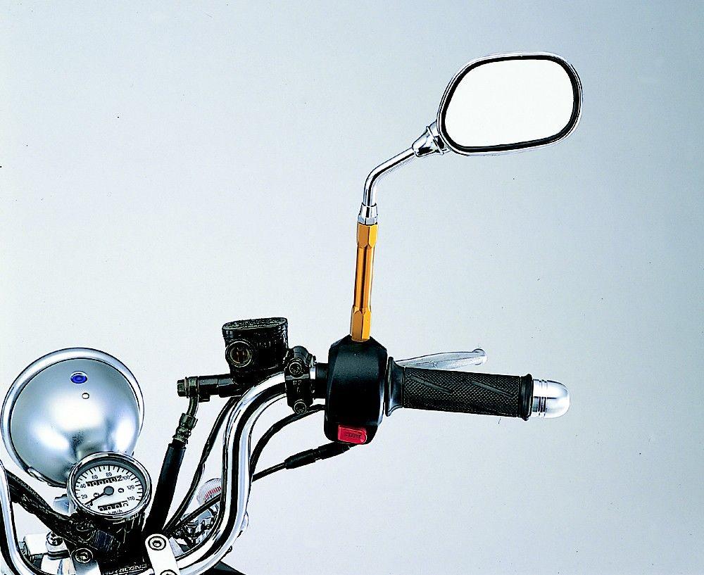 【HURRICANE】加高後視鏡轉接座 - 「Webike-摩托百貨」