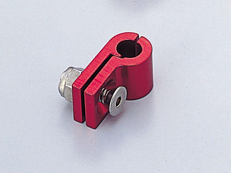 【HURRICANE】軟管固定夾扣單管用 - 「Webike-摩托百貨」
