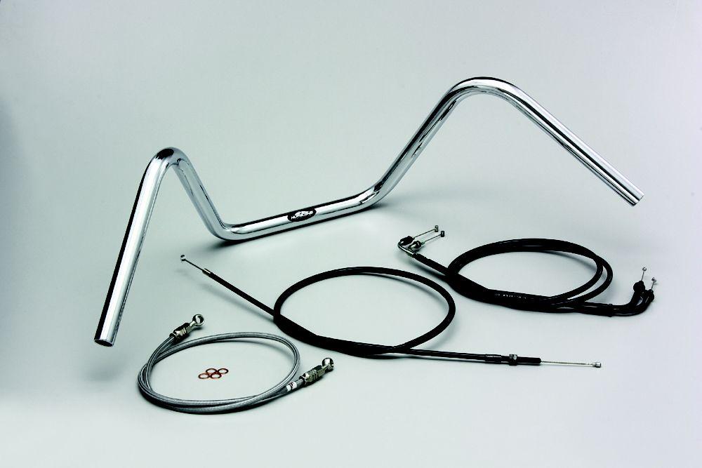 【HURRICANE】300APE Hanger1型把手套件 - 「Webike-摩托百貨」