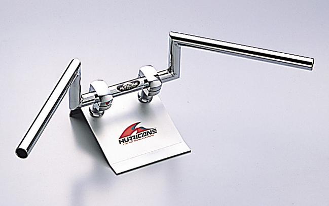 【HURRICANE】100 Robot Type 1 Φ 7/8 吋 鋼製把手 - 「Webike-摩托百貨」