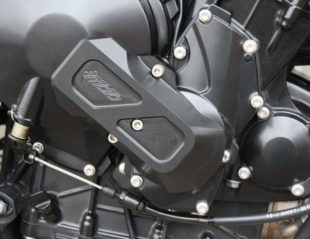 【GSG MOTOTECHNIK】車架保護滑塊 (防倒球) Plate R Type - 「Webike-摩托百貨」