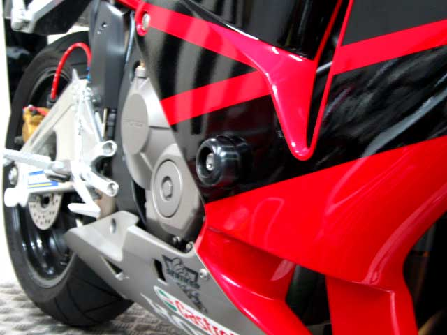 【Ladybird】車架保護滑塊 (防倒球) Standard Long Type - 「Webike-摩托百貨」