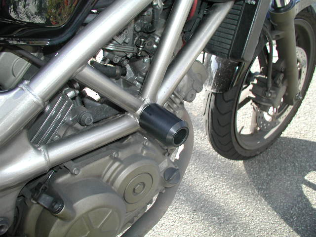 【Ladybird】車架保護滑塊 (防倒球) Standard Type - 「Webike-摩托百貨」