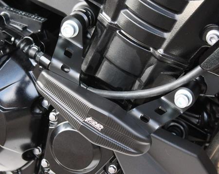 【GSG MOTOTECHNIK】車身保護塊 (防倒球) Plate Type - 「Webike-摩托百貨」