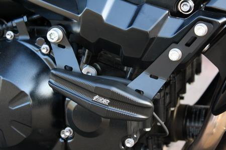 【GSG MOTOTECHNIK】車架保護滑塊 (防倒球) Plate Type - 「Webike-摩托百貨」