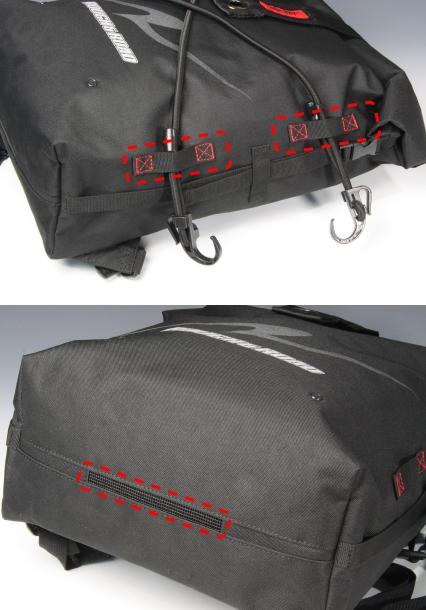 【ROUGH&ROAD】AQA DRY 騎士背包 - 「Webike-摩托百貨」