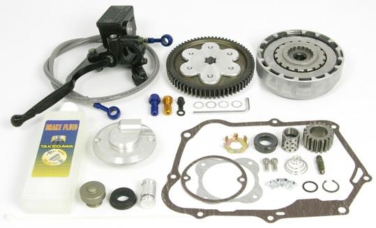 【SP武川】油壓式強化離合器套件 - 「Webike-摩托百貨」