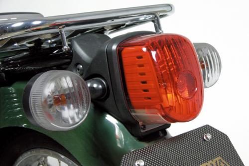 【SP武川】燻黑方向燈殼 - 「Webike-摩托百貨」