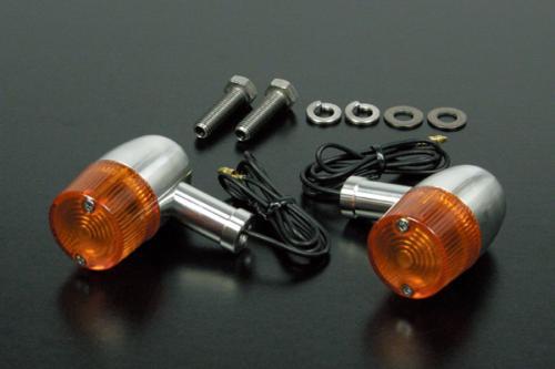【SP武川】通用型鋁合金切削加工方向燈組(C型式 / M10) - 「Webike-摩托百貨」