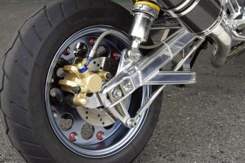 【SP武川】10英吋普通腳踏用後 碟式煞車 煞車套件 - 「Webike-摩托百貨」